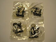 Lot Of 4 Sets Excellent 530 Standard Chain Master Link On Atvgokartmotocycle