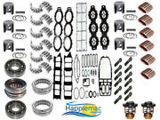 Yamaha 225 250 Hp 76 Degree Ox66 Efi V6 Powerhead Rebuild Kit 96-up Main Bearing
