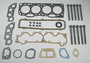 Head Gasket Set And Bolts Fiat Punto Gt And Uno Ie 1.4 Turbo 8v