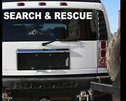 Search And Rescue Sticker Vehicle Decal - Large K9 911 Sticker Tornado