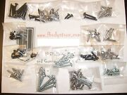 1976-81 Firebird And Trans Am Interior Install Screw And Fastener Kit For T Top Cars