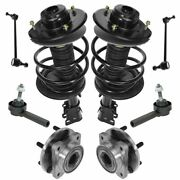 Steering And Suspension 8 Piece Front Kit For 01-04 Chrysler Dodge