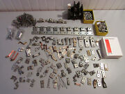 Massive Lot Of Eaton Cutler Hammer Contact Parts. 5lbs Mostly Unused.