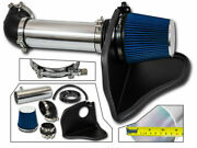 Bcp Blue 2005-2010 Charger Magnum 300 Challenger 5.7l 6.1l Heat Shield Intake