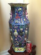 A Large Massive Chinese Porcelain Vases Qing Dynasty