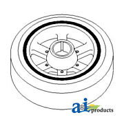 Compatible With John Deere Pulley Crank. Dampener Re57603 872d,870d,850c Late E