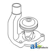 Compatible With John Deere Water Pump Ab4262r B Sn B306600 Pulley Width 1/2