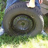2003 Chevy Cavalier Tires And Rims Size 195/65r15 91t Hankook
