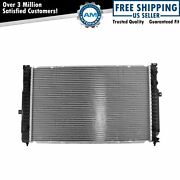 Radiator Assembly Plastic Tank And Aluminum Core For Audi A4 Vw Passat Turbo New