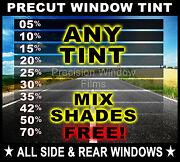 Nano Carbon Window Film Any Tint Shade Precut All Sides And Rears For Toyota Glass