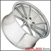 20 Avant Garde M621 Concave Wheels Rims Brushed Polished Fits Chevy Camaro