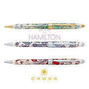 Cross Botanica Ballpoint Pen - Available In 3 Beautiful Floral Finishes