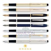 Cross Century Ii Fountain Pen - Available In 8 Classic, Timeless Finishes