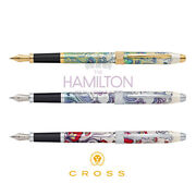 Cross Botanica Fountain Pen - Available In 3 Beautiful Floral Finishes