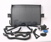 Forge Chargecooler Radiator And Expansion Tank Upgrade Audi S5 3t Fmccrads53t