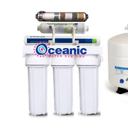 6 Stage Ro Reverse Osmosis Water System Alkaline Ph 75 Gpd 11 Ratio Low Waste
