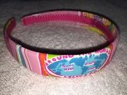 Lilly Pulitzer 1 Wide Printed Cotton Headband Junk In The Trunk Nwot