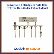 Beaverstate 3 Handpiece Auto Rear Delivery Duo-under Cabinet Mount Rd-4650