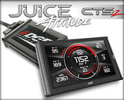 Edge Products Juice With Attitude Cts2 For 07.5-10 Chevy Gmc Duramax 6.6l Diesel