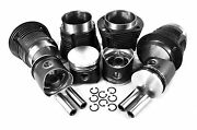 Vw Bug 77mm 1200cc Early 36hp Piston And Cylinder Kit