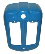 41344 Fits New Holland Nose Cone Dexta - Steel - Pack Of 1