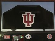 Indiana Hoosiers 68-inch Economy Grill Cover Football Tailgate