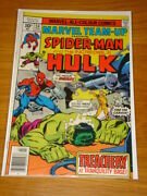 Marvel Team Up 54 Comic Near Mint Condition Spiderman February 1977