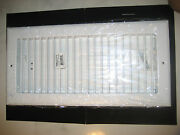 Truaire 210vm 12x 6 Adjustable Ac Wall/ceiling Register Grill White