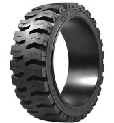 21x7x15 Tires Wide Track Solid Forklift Press-on Tire 21/7/15 Traction 21715