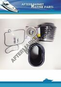 Volvo Penta Transom Seal Kit For Sx-a Drives 3853807 3841481 3888916 3889788