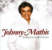 Johnny Mathis - Sending You A Little Christmas Used - Very Good Cd