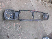 1976 1977 1978 Mustang Ii Grille Support Nose Headlight Assembly Section Hood