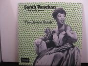 Sarah Vaughan The Early Years The Divine Sarah Musicraft Mvs 504