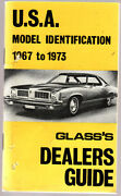 Glassand039s Dealers Guide