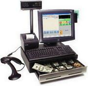 Point Of Sale System Retail Clothing Store Pos Emv Ready Cre And Barcode Printer