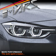 M3 Style Full Led And Drl Head Lights For Bmw 3 Series F30 F31 2012-2015 Pre Lci