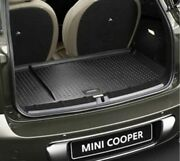 Oem Mini Cooper Countryman R60 Rubber Fitted Luggage Compartment Mat 51472182514