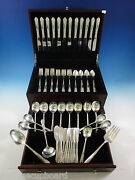 Promise By Royal Crest Sterling Silver Flatware Set For 12 Service 76 Pieces