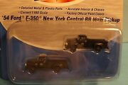 54 Ford F-350 New York Central Mow Pickup Pkg N Scale Mini Metals 50280