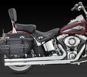 2012-2017 Harley Softail Big Shots Long Full Exhaust Vance And Hines 17823