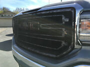 Same Day Shipp 2016 2017 2018 Gmc Sierra 1500 Bug Screen Grille Cover 63 Sold