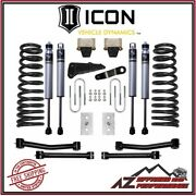 Icon 4.5 Suspension System Stage 1 For 2009-2012 Dodge Ram 2500 3500 4wd