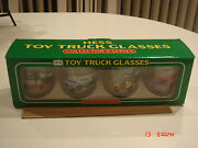 Extremely Rare Mib 1996 Hess Toy Truck With Full Box And Glasses W/ Papers 1.2