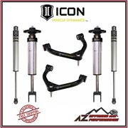 Icon 0-2 Lift Stage 1 Suspension System For 2011-2019 Gm 2500 3500 Hd
