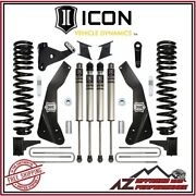 Icon 7 Suspension System Stage 1 For 2011-2016 Ford F250 F350 Super Duty
