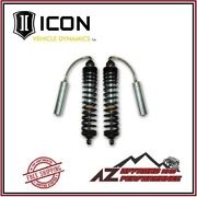 Icon 7-9 Lift Coil-over Shock Kit For 2005-2016 Ford F250 F350 Super Duty