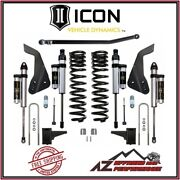 Icon 4.5 Suspension System Stage 3 For 05-07 Ford Super Duty F250 And F350