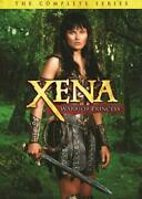 Xena Warrior Princess The Complete Series Used - Very Good Dvd