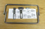 1955 Chevy Accessory License Plate Frame Adjustable