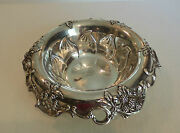 Gorgeous And Co. Sterling Silver Blackberry 10 Fruit Bowl